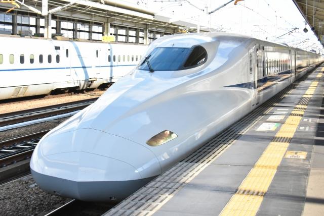 JR姫路駅 新幹線ホーム