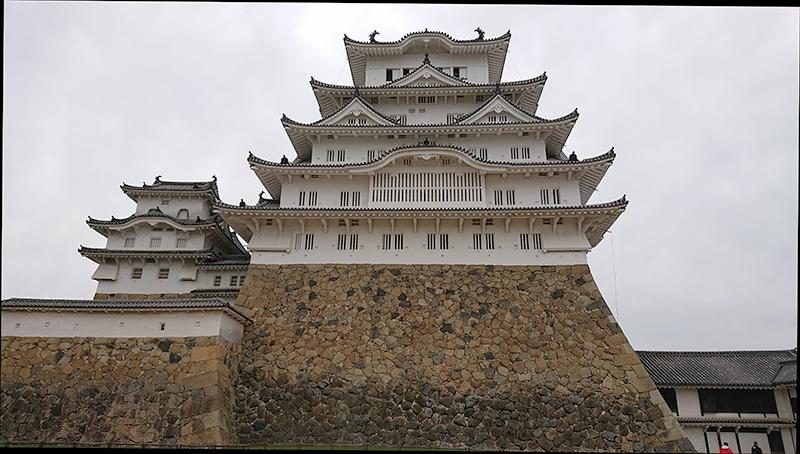 姫路城 正面